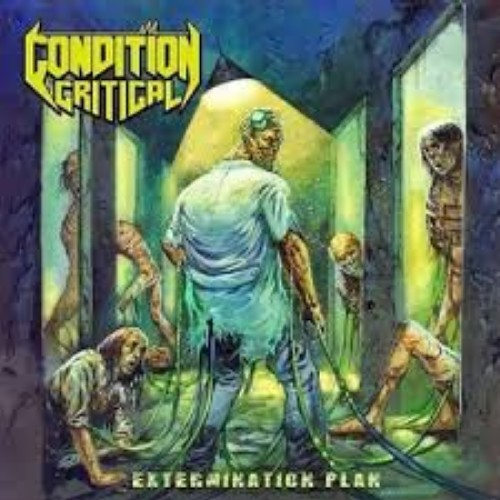 Condition Critical - Extermination Plan (2016) Folder16