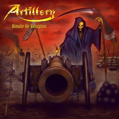 Artillery - Penalty by Perception (2016) Folder20