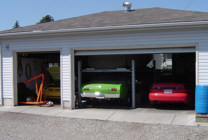 Garage construction Garage10