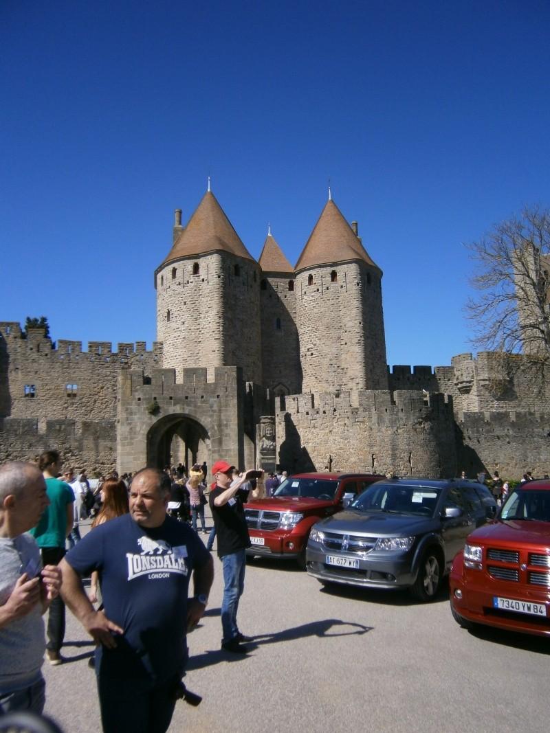 Retour RASSO PAQUES à Carcassonne P3260610
