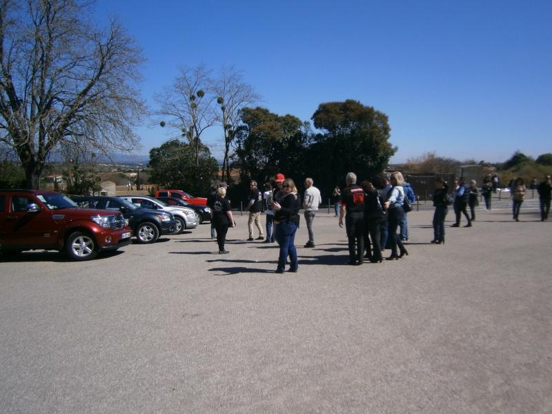 Retour RASSO PAQUES à Carcassonne P3260612