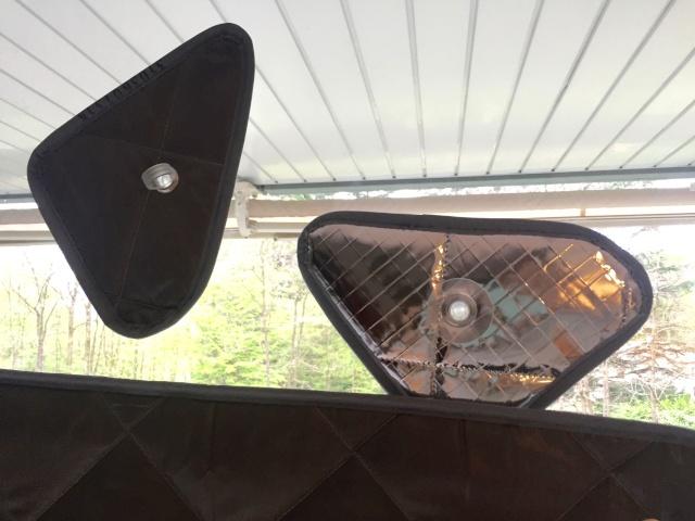 EDITE : Adresse + Prix de l'Isolation de toit et  de l'isolation de pare brise + vitres Westfalia : bilan, conseil de montage et photos Img_3910