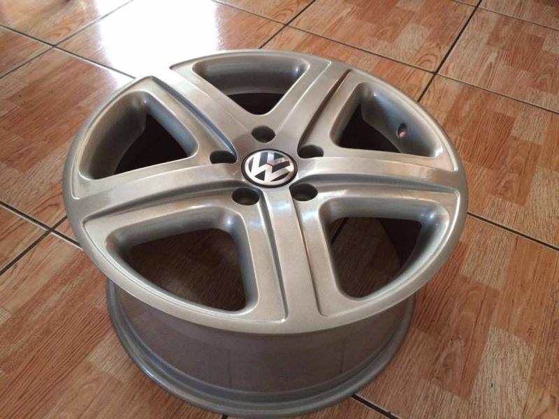 OEM Touareg wheels 19x9 12991910