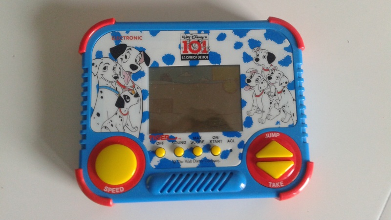 Giochi Tipo Game And Watch LCD Gig Tiger 20160314