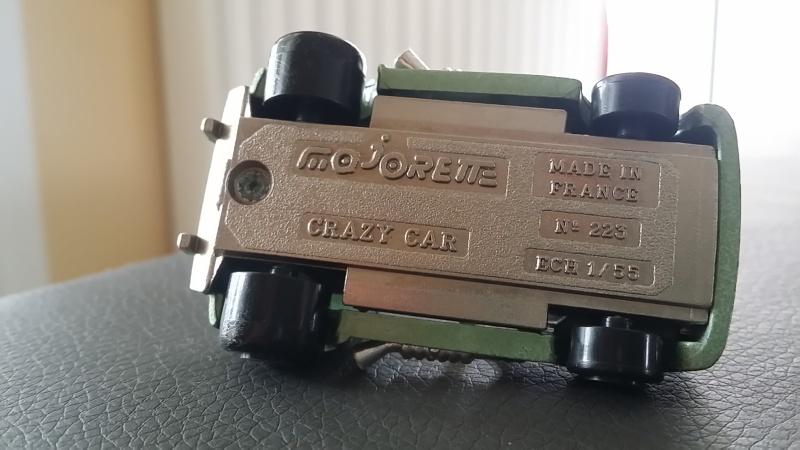 N°223 Crazy Car 20160520