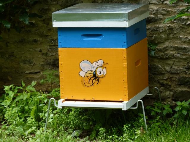 Abeilles, ruches et jardins P1040313