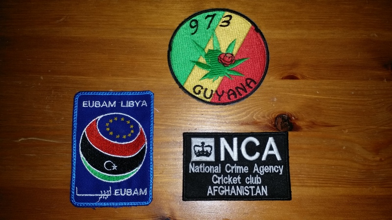 Afghanistan NIU, Counter Drug -Narco, DEA, US Military Narcoterrorism Patches - Page 2 20160411