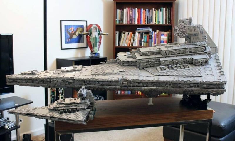 Réalisations en Lego Vaisse10