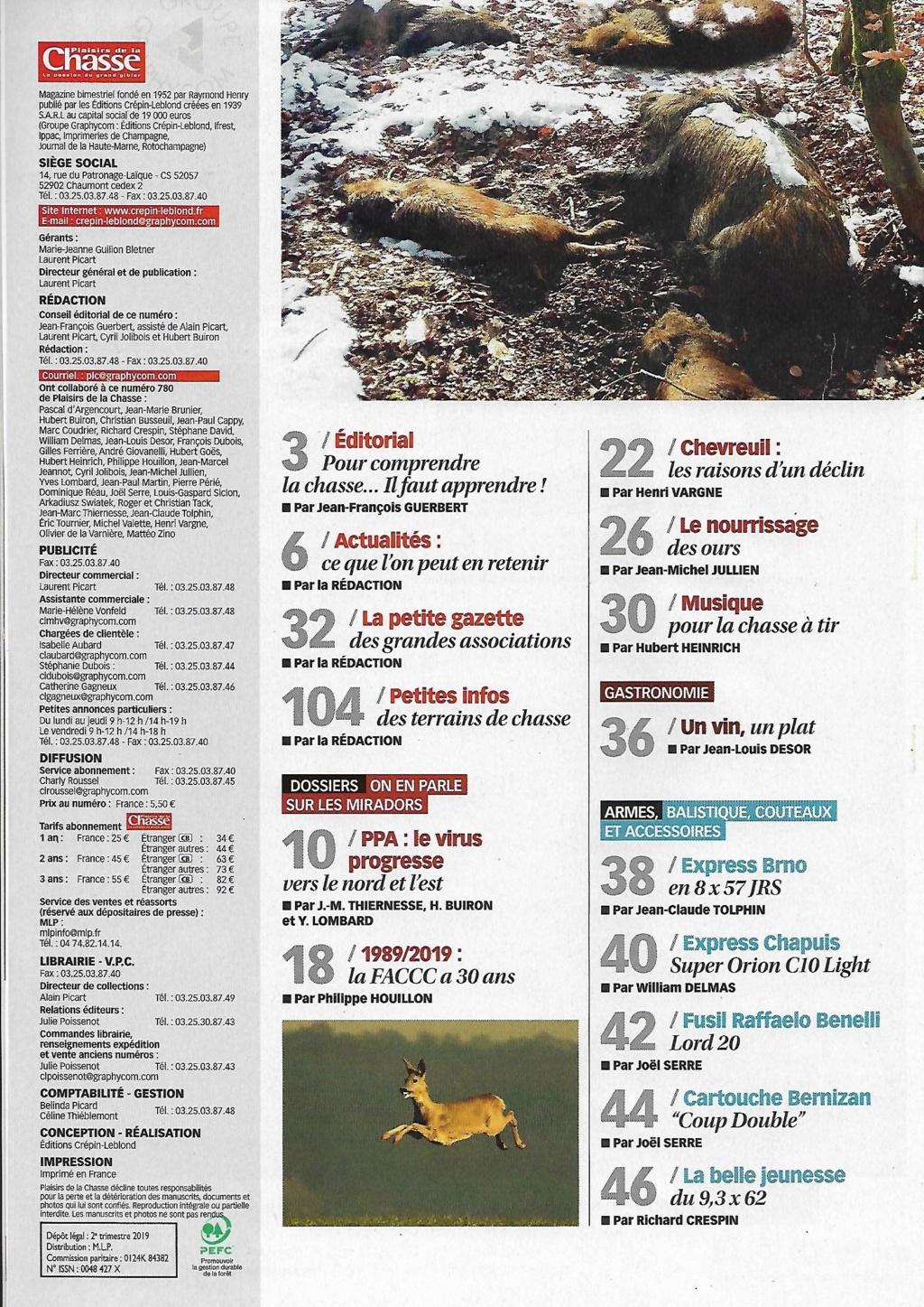 Peste porcine : On est en plein dedans !!! (Partie 2) - Page 39 Revue_10