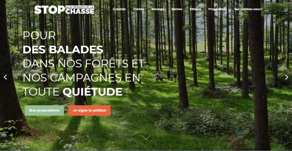 Avenir de la chasse en Belgique : Image bien terne ! Stop110