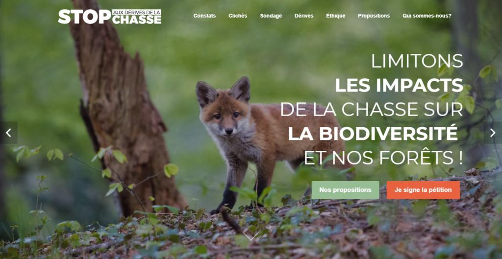 Avenir de la chasse en Belgique : Image bien terne ! Stop310