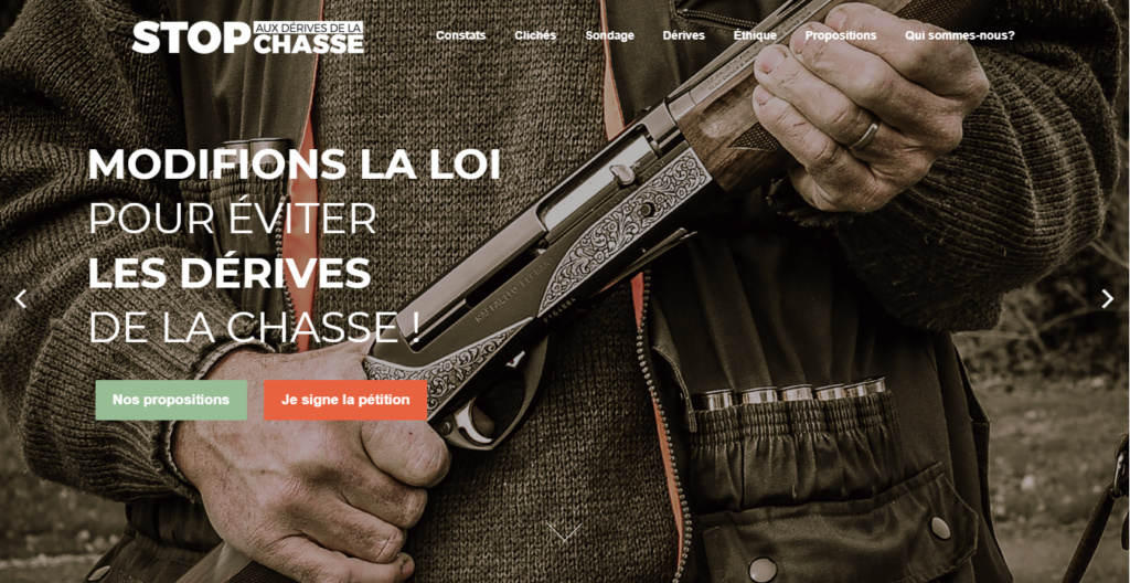 Avenir de la chasse en Belgique : Image bien terne ! Stop_210