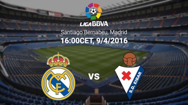 Real Madrid vs SD Éibar Real-m10