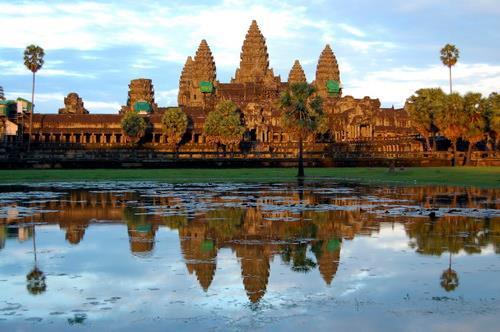 Il mistero delle donne sacre Khmer  110