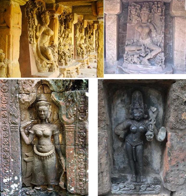Il mistero delle donne sacre Khmer  1311
