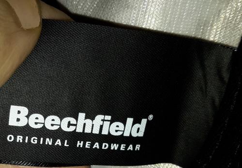 Beechfield Snapback Damen Frauen Cap Bandin10