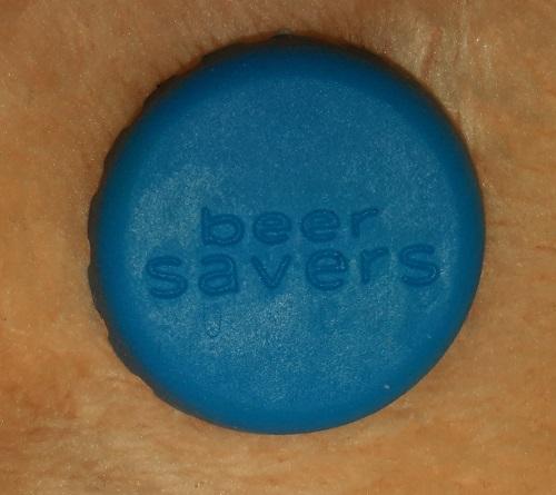 wortek Silikon Kronkorken Flaschenverschluss 6er Set Blauer12