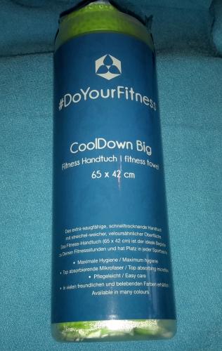#DoYourFitness - Fitnesshandtuch »CoolDown« Ingeyf10