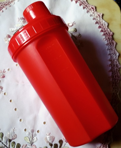 Amazing Nutrition Shaker - Rot - 700ml  Shaker10