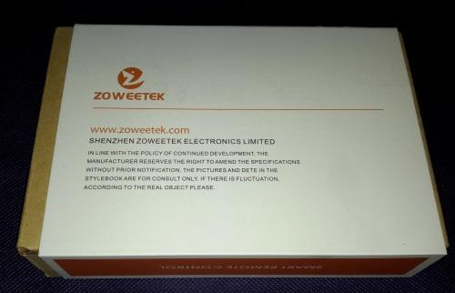 Zoweetek® Präsentation Maus Verpa145