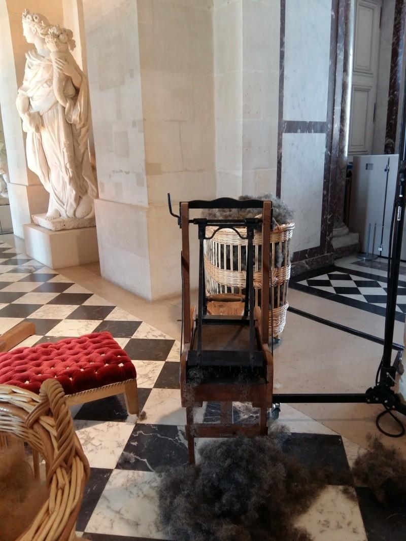 Journées européennes des métiers d'art Versailles avril 2016 20160422