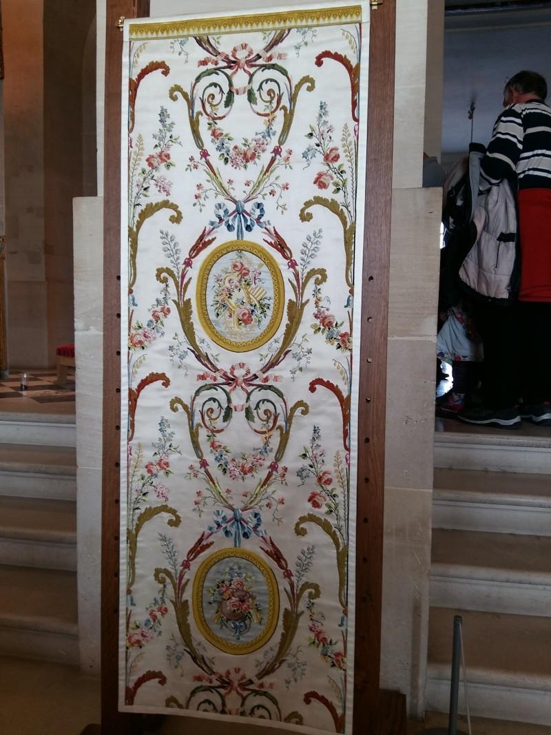 Journées européennes des métiers d'art Versailles avril 2016 20160440