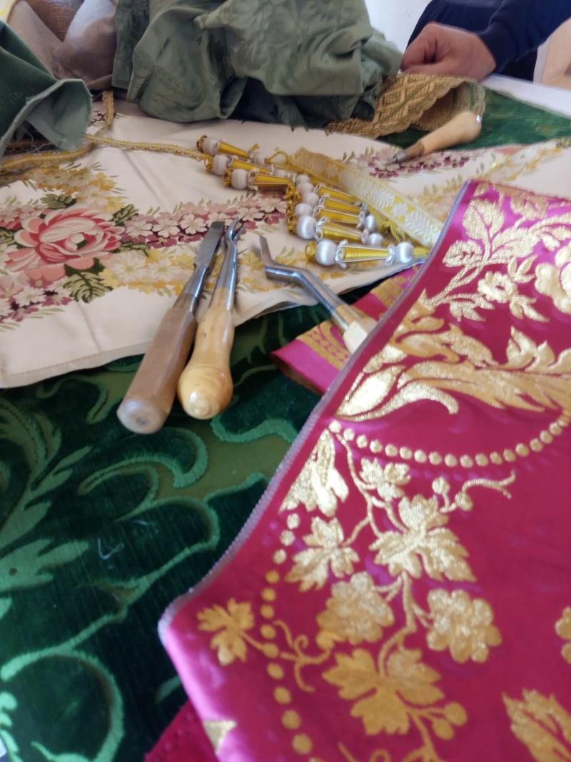 Journées européennes des métiers d'art Versailles avril 2016 20160443
