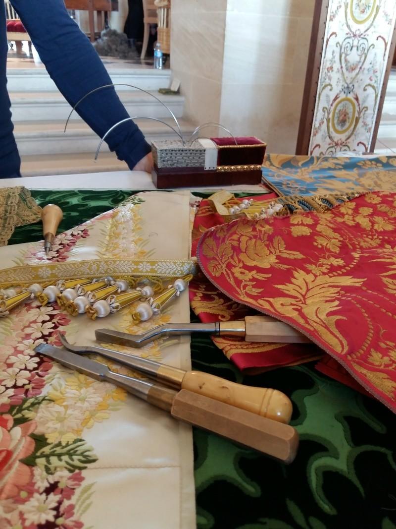 Journées européennes des métiers d'art Versailles avril 2016 20160445