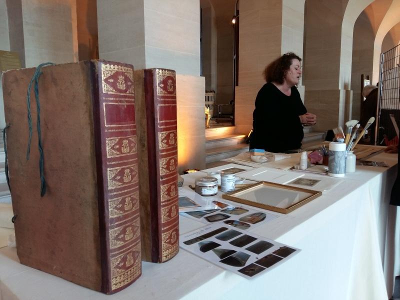 Journées européennes des métiers d'art Versailles avril 2016 20160466