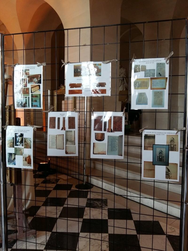 Journées européennes des métiers d'art Versailles avril 2016 20160468
