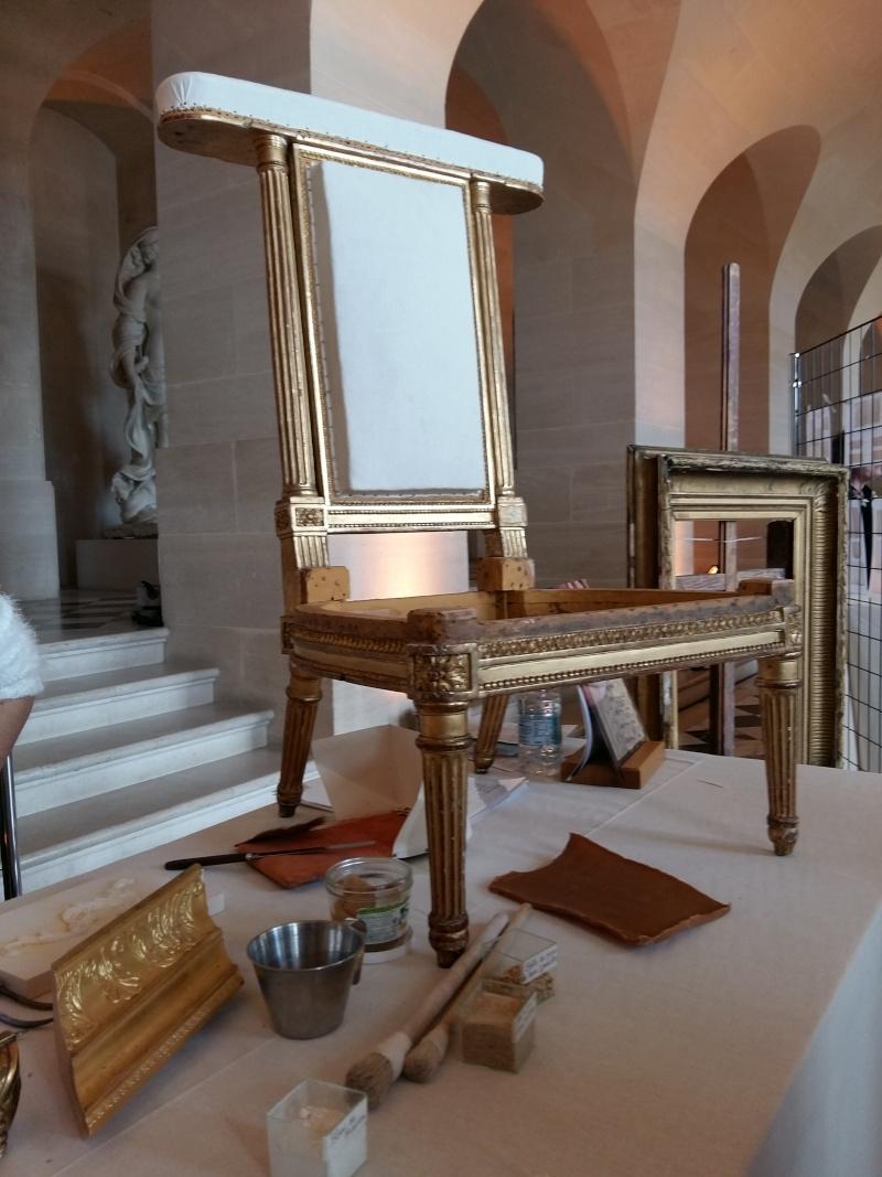 Journées européennes des métiers d'art Versailles avril 2016 20160477