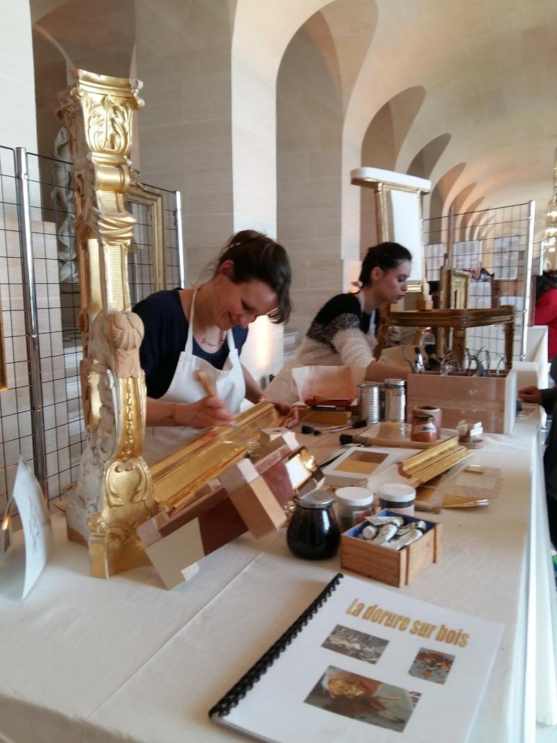 Journées européennes des métiers d'art Versailles avril 2016 20160480