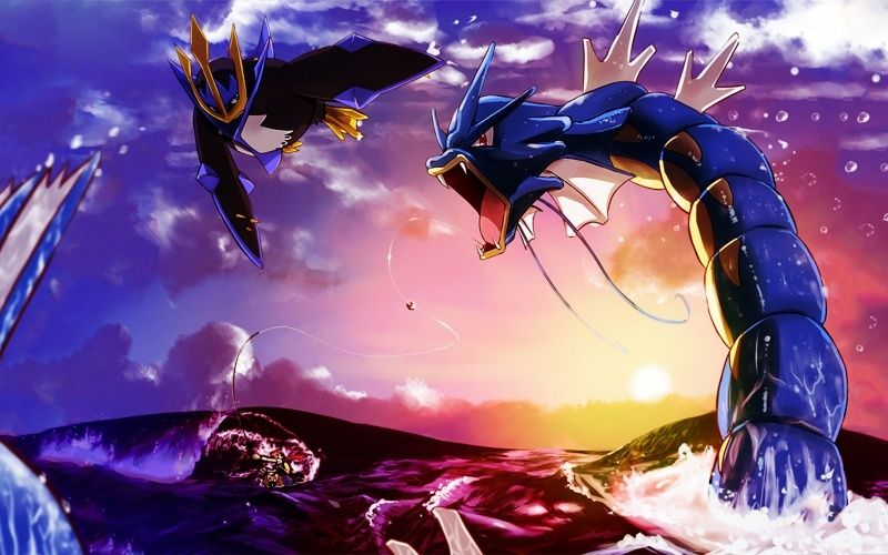 Walpaper Hunter Pokemo13