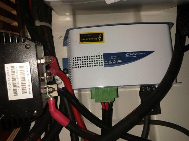 pb electrique sur moteur Charge10