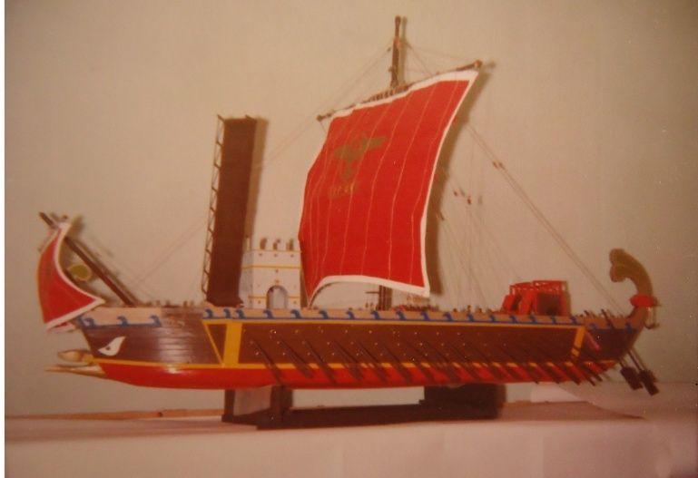 nave - Nave Romana Hachette - Diario di Costruzione Capitan Mattevale - Pagina 4 1b_tri10