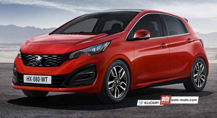 2018 - [Peugeot] 208 II [P21] - Page 2 01-peu10