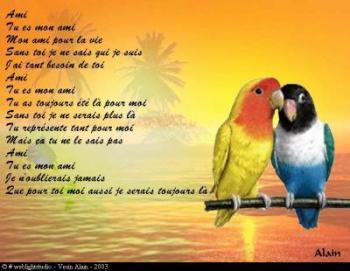 Partie poèmes Amitiy10