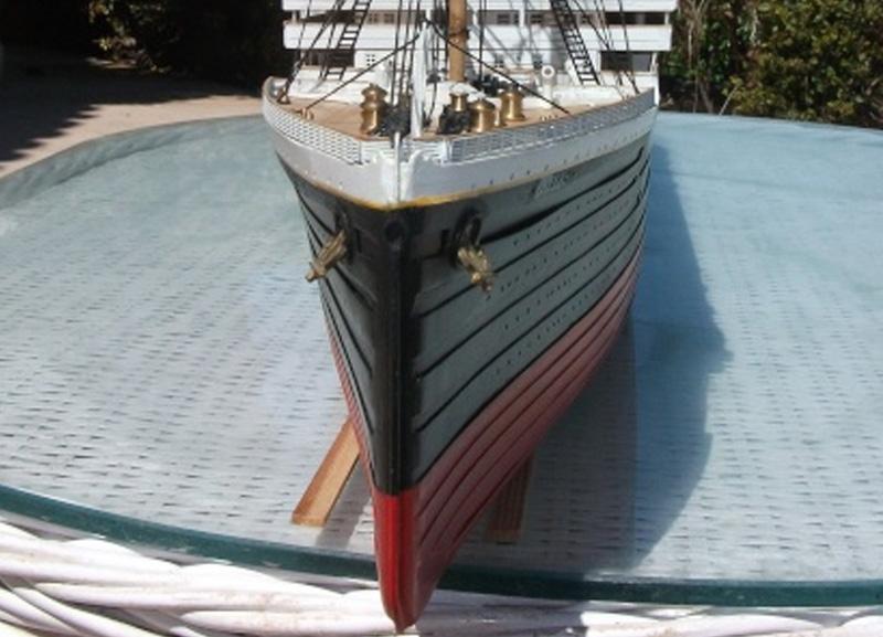 Modélisme Naval Le Radoub du Ponant - Portail Titani11