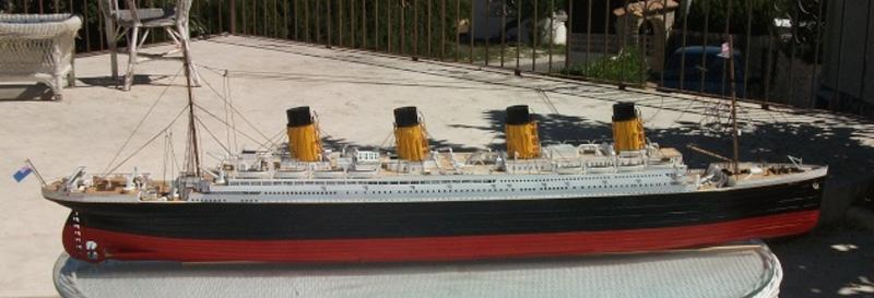 Modélisme Naval Le Radoub du Ponant - Portail Titani12