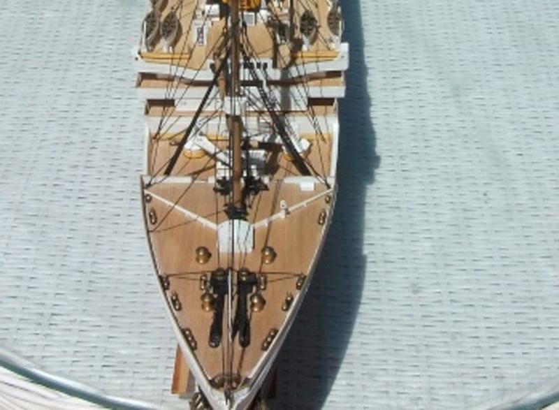 Modélisme Naval Le Radoub du Ponant - Portail Titani14