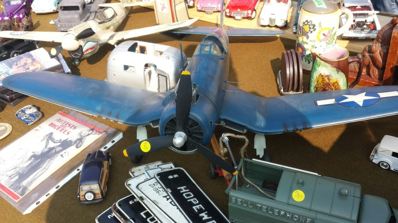 Nicely built Corsair C/L with a mystery engine Cosair10