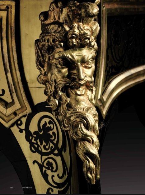 La restauration d'un bureau d'A-C Boulle au Louvre-Lens Captur11