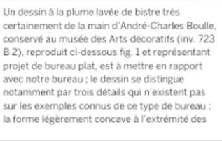 La restauration d'un bureau d'A-C Boulle au Louvre-Lens Captur17