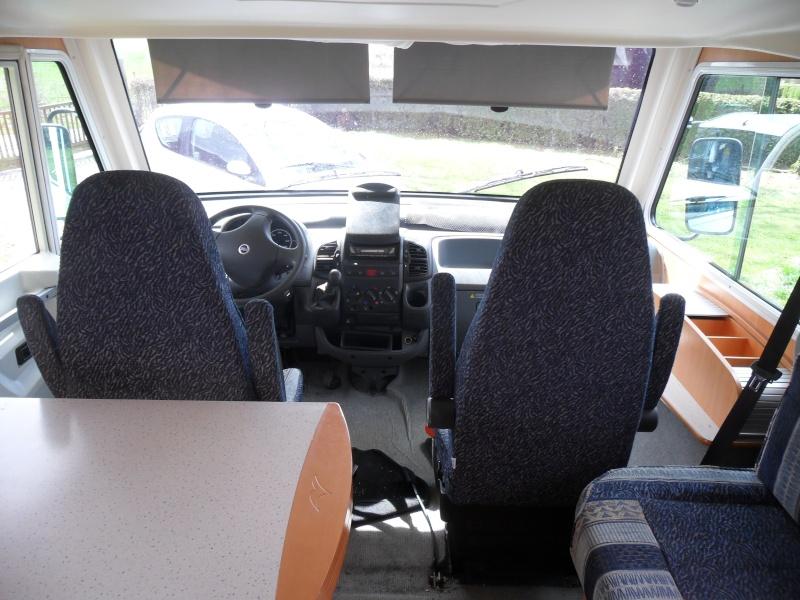 VENDU  Camping car Pilote G 680  Aventura Sam_0124