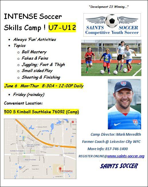INTENSE (Southlake) Youth Summer Camp Captur10