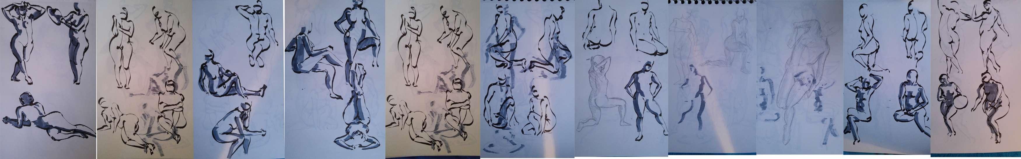 Les gribouilles d'Atna: objectif landscape et persos - Page 21 Pose110