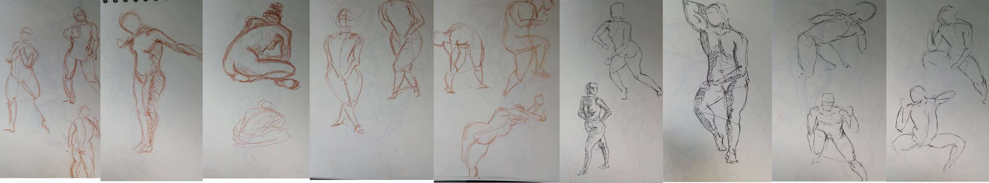 Les gribouilles d'Atna: objectif landscape et persos - Page 21 Poses-25