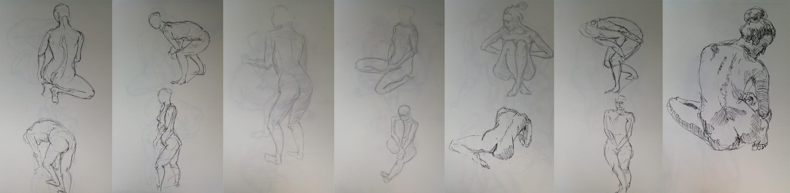 Les gribouilles d'Atna: objectif landscape et persos - Page 21 Poses-26