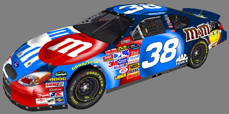 2016 Sony Cup Series Cars - Page 8 Carvie12