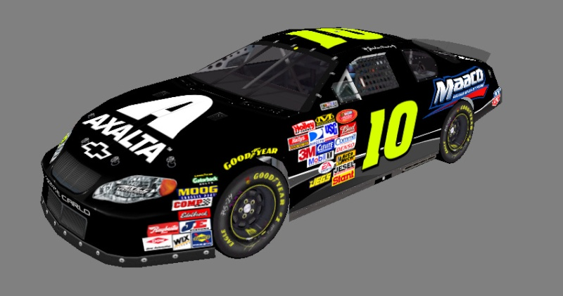 2016 Hardee's National Series Cars Hns_1010